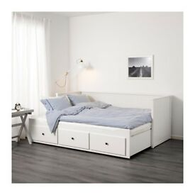 Day-bed w 3 Drawers & Chest of 6 drawers FOR SALE BRAND NEW (IKEA)