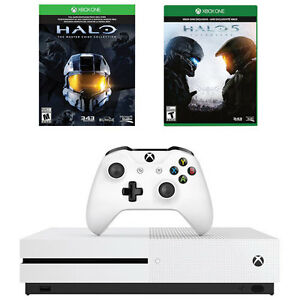 Xbox One S 500GB Halo Collection Bundle ! SEALED BOX / SCELLÉE