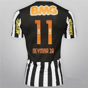 b9664bbca Neymar Santos Jersey 2012