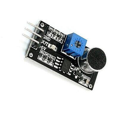 5 Pcs Sound Detection Sensor Module Sensor Smart Car For Arduino