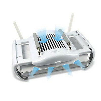 "Evercool RC-02 Dr. Cool Router Cooler for Routers Modems 2.5"" Portable Hard Disk"