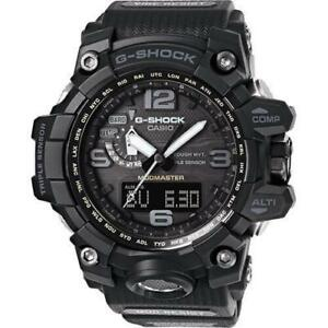 BRAND NEW CASIO G-SHOCK MUDMASTER GWG-1000-1A1 LIMITED EDITION FULL BLACK JAPAN MADE