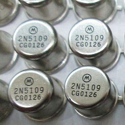 Rfvhfuhf Transistor Motorolarca To-39 2n5109