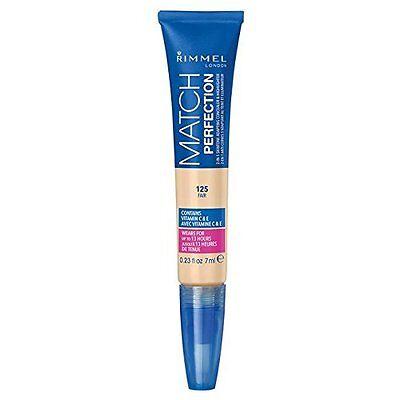 Rimmel Match Perfection Skin Tone Adapting Concealer ~ You Choose - Adapt Skin Tone Adapting Makeup