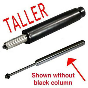 Big Tall Gas Cylinder For Office Chairs Additional Height For Taller People