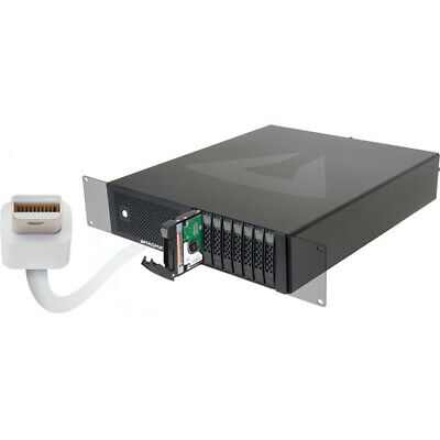 Magma Roben 3TS-8-bay RAID w/8TB SSD Storage-PCIE Expansion Slots- Thunderbolt 2