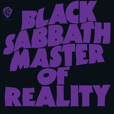 Black Sabbath - Master Of Reality [New CD]