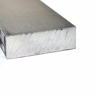 1-12 X 3 X 8 304 Stainless Steel Flat Barbar Stock