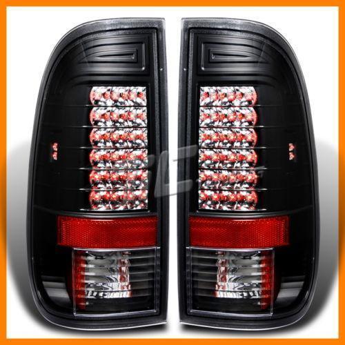 1999 ford f150 led tail lights ebay. Black Bedroom Furniture Sets. Home Design Ideas