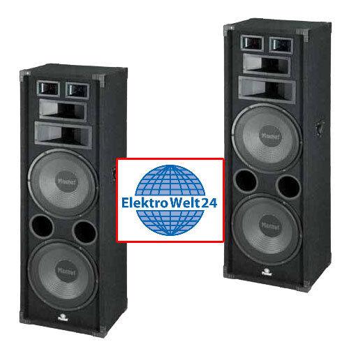 Magnat Soundforce 2300 *PAARPREIS NEU+ OVP *Party Boxen