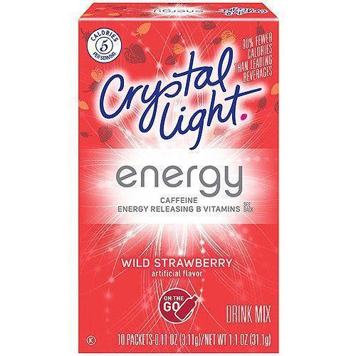 Crystal Light Energy Ebay