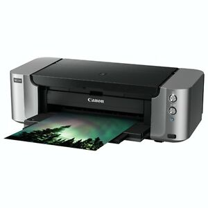 Canon PIXMA PRO-100 Wireless LRG Format Printer-NEW IN BOX
