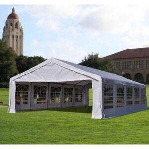 CLEARANCE @ WWW.BETEL.CA || Brand New 32x20 ft Large Steel Wedding & Event Tent || Pick Up in GTA
