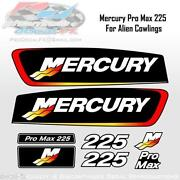 Mercury 225 Cowling