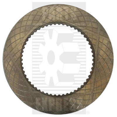 John Deere Clutch Disc Part Wn-re23000 For Tractor 1020 2020 2030 2240 2355 2555