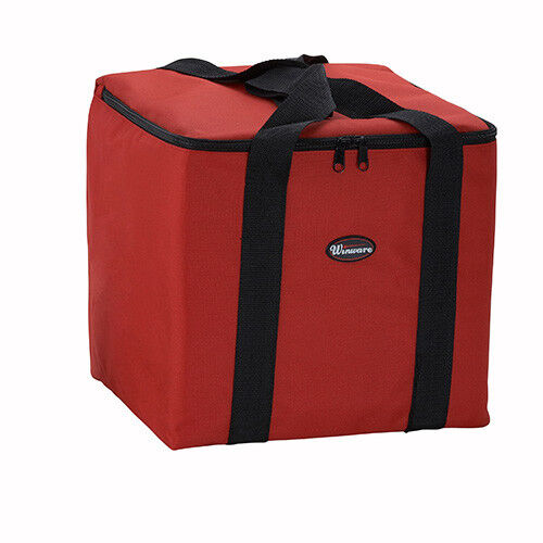 "Value Series BGDV12 Delivery Bag - 12""Wx12""Dx12""H, Holds (6) 10"" Boxes"