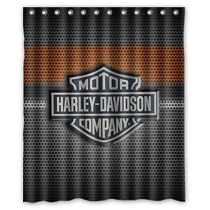 Rideau de douche Harley Davidson