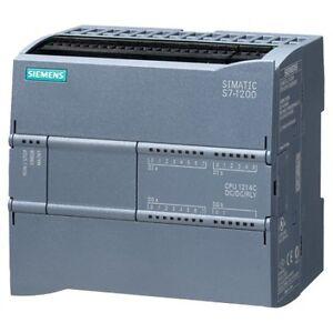 NEW SIEMENS 1214C SIMATIC S7-1200 PLC NIB