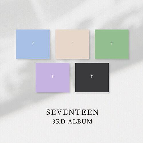 SEVENTEEN - 3RD ALBUM ( PRE ORDER )  (KpopStoreinUSA)