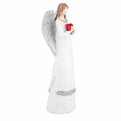 Germerse 20cm Angel Figurine Hand Statue Resin Statue for Bedroom Study Table...