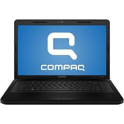 """COMPAQ PRESARIO CQ57-439WM (15.6"""" AMD E-300  1.3 GHz  250 GB HDD  2 GB RAM)"""