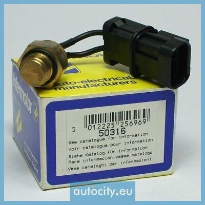 Intermotor 50316 Interrupteur de temperature, ventilateur de radiateur