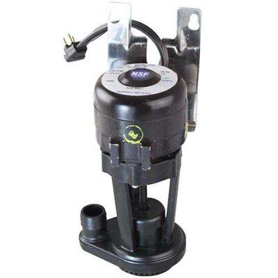 Manitowoc Ice Machine Water Pump Manitowoc Part 76-2306-3 115 Volts