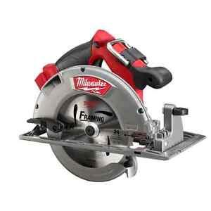 **SAVE $125** Milwaukee 7-1/4 M18 Fuel Circular Saw - Tool Only