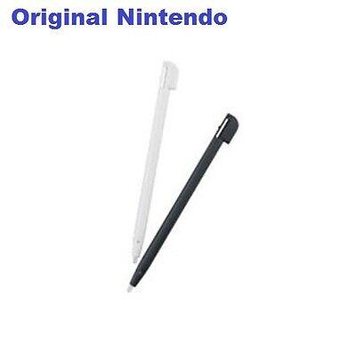 Lot 2 x OEM Nintendo DS Lite Stylus-USG-004-Bulk(WHITE & BLACK)-New