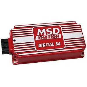 msd ignition box msd 6a