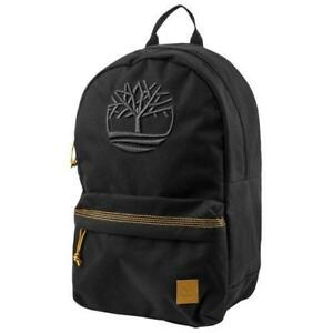 Timberland DB8003-08 Mendum Pond 22L Travel Backpack - Black (New Other)