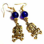 Butterfly Gold Plated Drop/Dangle Handcrafted Earrings