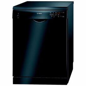 Black Beko Dishwasher