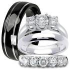 Anniversary Ring Set