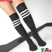 Mens Black Football Socks