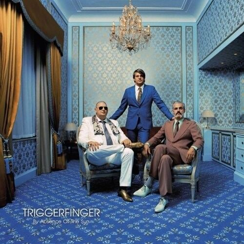 TRIGGERFINGER - BY ABSENCE OF THE SUN  CD NEU