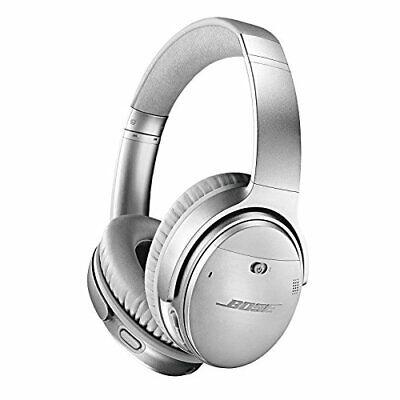 Bose QuietComfort 35 II Wireless Bluetooth Headphones with Alexa - Silver - NEW!