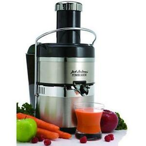 jack lalanne power juicer ebay