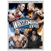 Wrestlemania 28 DVD