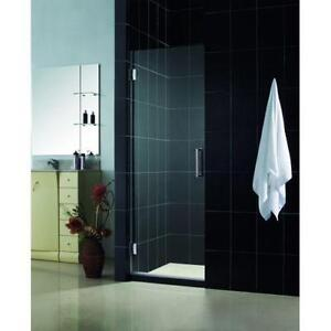Frameless Shower Door Ebay