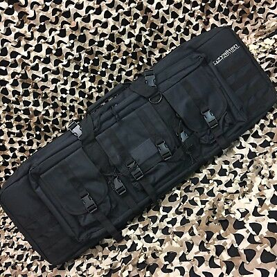 NEW Valken Double Rifle Tactical Paintball Gun Case - 36