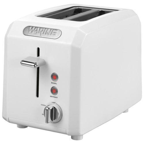 White 2 Slice Toaster Ebay