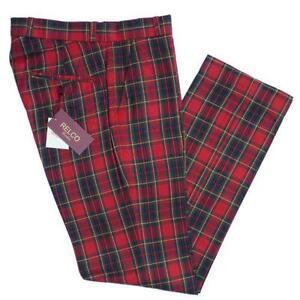 e9d8b4bd Tartan Trousers | eBay