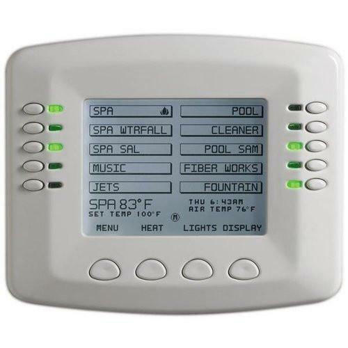 Pentair Compool IntelliTouch Indoor Control Panel - 520138