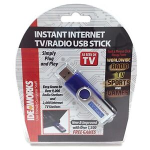Instant-Internet-TV-Radio-USB-Stick-Easy-Access-to-Over-11K-TV-Radio-Stations