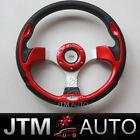 Aluminium Red Car & Truck Steering Steering Wheels