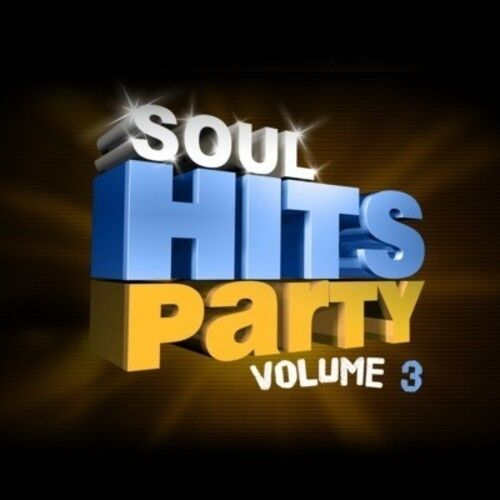 Timeless Voices - Soul Hits Party Vol 3 [New CD] Manufactured On Demand