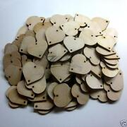 Wooden Craft Hearts