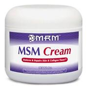 MSM Cream