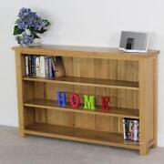 Small Solid Oak Bookcase